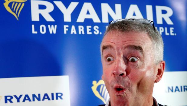 La compañía ya ha iniciado los trabajos para encontrar un nuevo consejero delegado para Ryanair