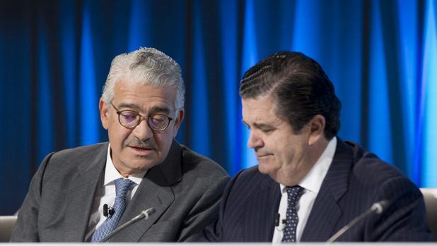 José Bogas y Borja Prado
