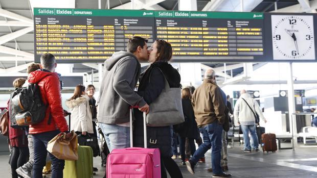 En el 62,1% de los viajes, los residentes optaron por alojamiento no de mercado.