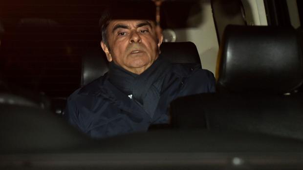 Carlos Ghosn expresidente de Renault y Nissan