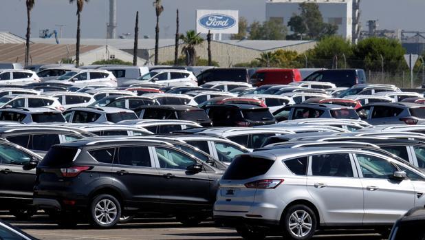El mercado de coches ha vuelto a caer en los últimos meses