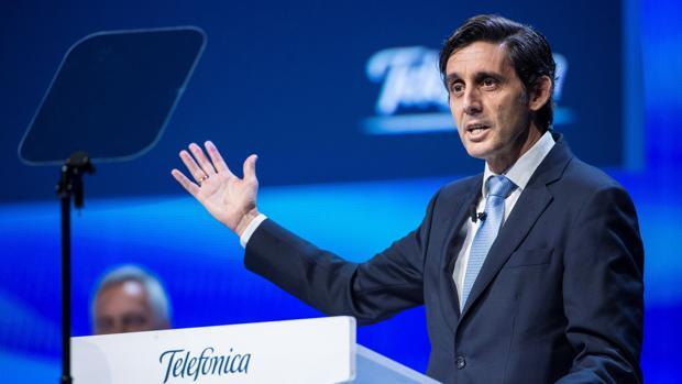 Álvarez-Pallete ha marcado un nuevo hito: es el primer presidente de la compañía que llega desde dentro