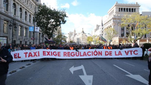 Tras Madrid, las ciudades españolas con mayor número de licencias VTC son Barcelona y Málaga