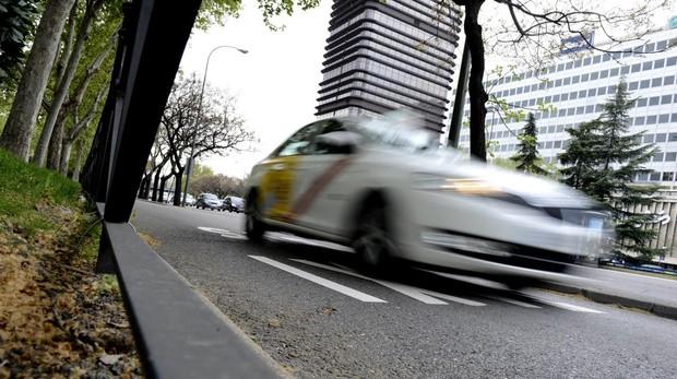 Cabify utilizará los taxis tradicionales tanto en Madrid y Valencia sin ningún tipo de distintivo especial