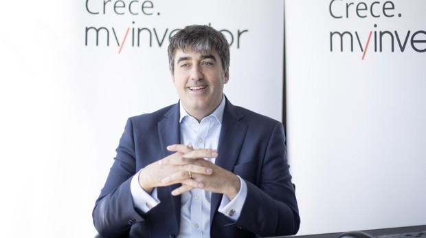 Carlos Aso, consejero delgado de Andbank España