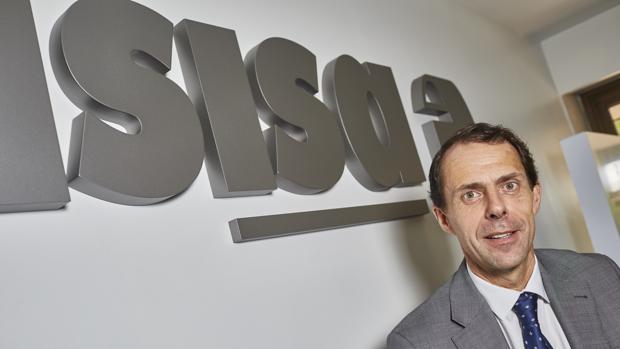 Álvaro Martínez-Arroyo, director general de Asisa Internacional