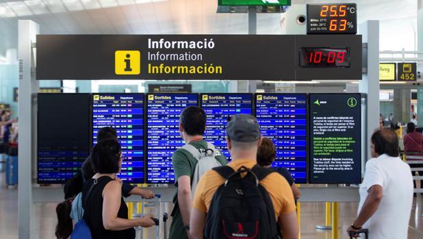 En concreto se han convocado huelga los días 24, 25, 30 y 31 de agosto por parte de UGT de Catalunya