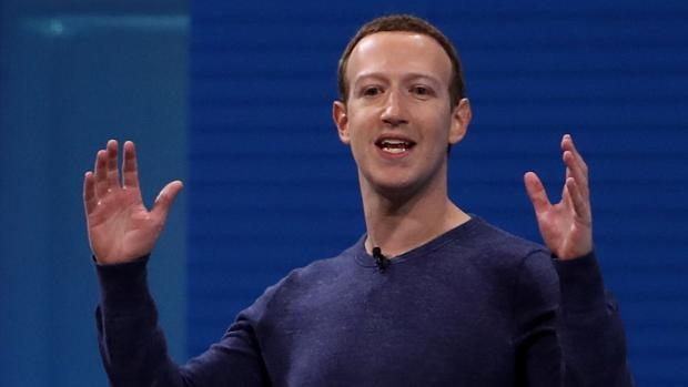 El CEO de Facebook, Mark Zuckerberg