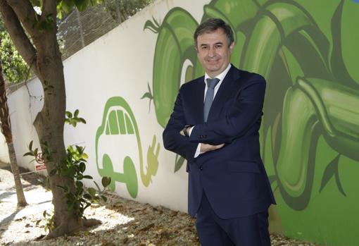Rafael Sánchez Durán es director general de Endesa en Andalucía y Extremadura