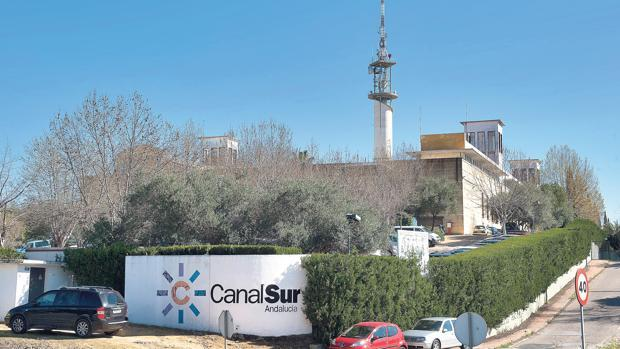 La sede de Canal Sur,que Vox Andalucía quiere eliminar