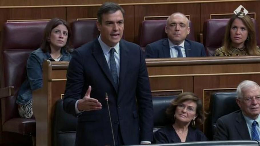Sigue en vídeo la sesión de control en el Congreso