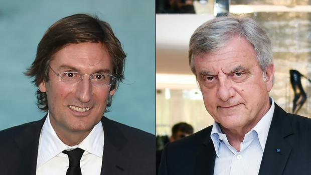 Pietro Beccari y Sidney Toledano
