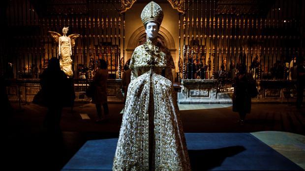 «Evening Ensemble», la creación de John Galliano para Dior