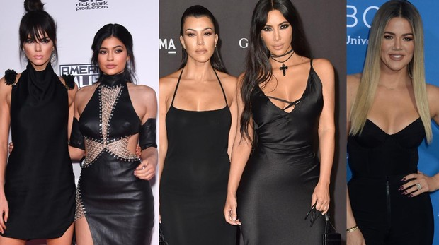 Las mujeres de Kardashian-Jenner