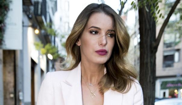 Marta López, la actual pareja de Kiko Matamoros