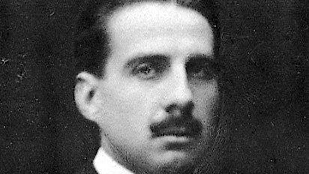 Alfonso Rodríguez Santamaría, presidente de la Asociación de Prensa de Madrid y subdirector del diario ABC. Murió fusilado por una patrulla de las Milicias de Prensa el 20 de agosto de 1936