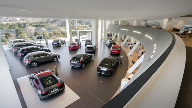 Audi Center Madrid Norte