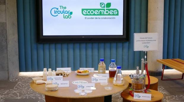 Crean el envase del futuro: reciclable, compostable y biodegradable en el mar