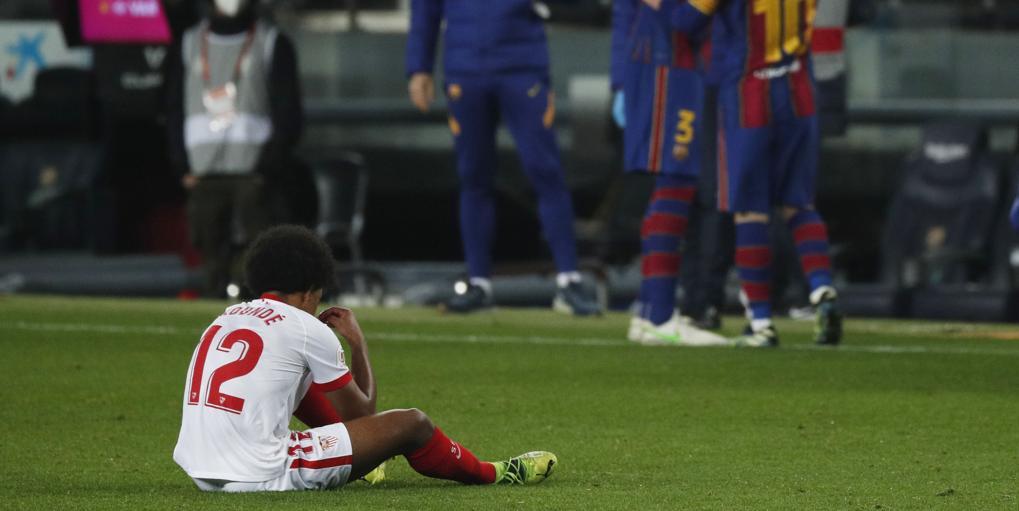 Barcelona - Sevilla: no puede ser verdad (3-0)
