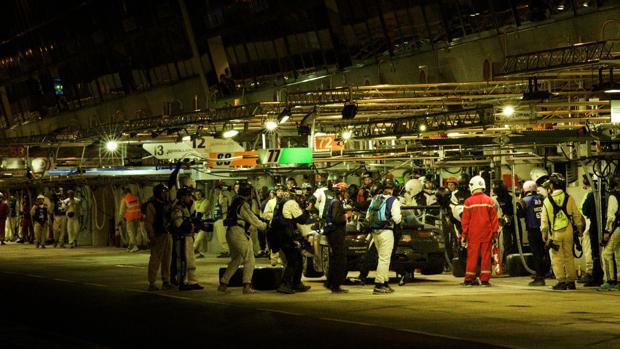 Fotograma de «Le Mans: Racing is Everything»