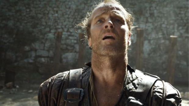 Jorah Mormont en «Juego de tronos»