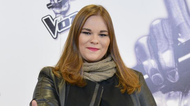 Irene Carucho, ganadora de la última edición de «La Voz»