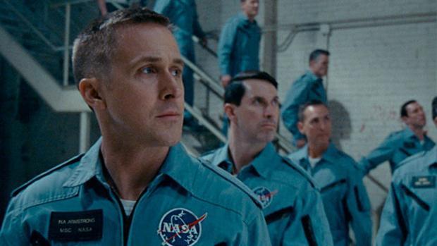 Ryan Gosling interpreta a Neil Armstrong