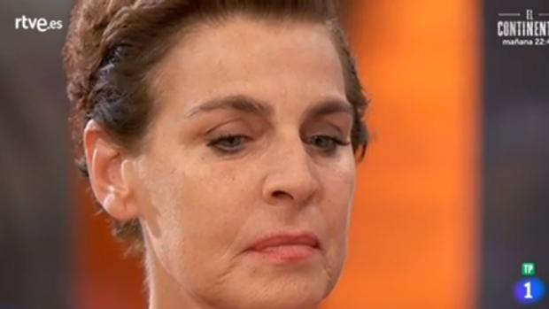 Antonia Dell'Atte, expulsada de «MasterChef Celebrity»