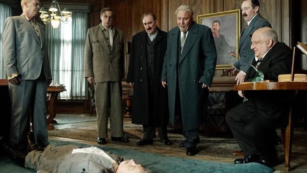 Escena de La muerte de Stalin