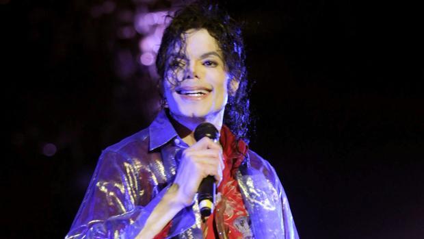 Michael Jackson, en un concierto en 2009 en el Staples Centre de Los Angeles