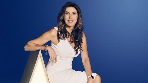 La actriz y presentadora Paz Padilla