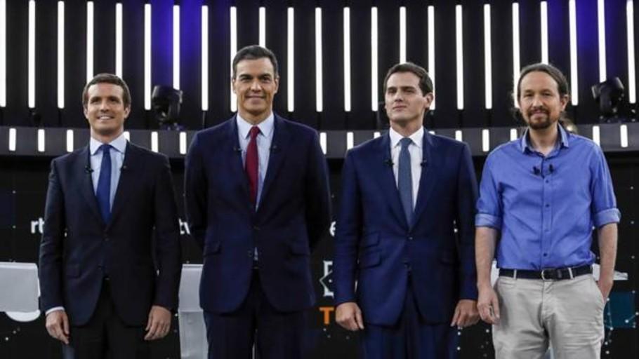 10-N: RTVE, Atresmedia y Mediaset se ofrecen para acoger los debates electorales