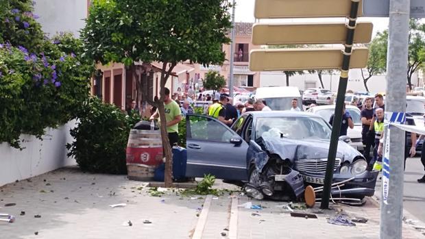 Cinco Heridos Hospitalizados Tras Ser Atropellados Por Un
