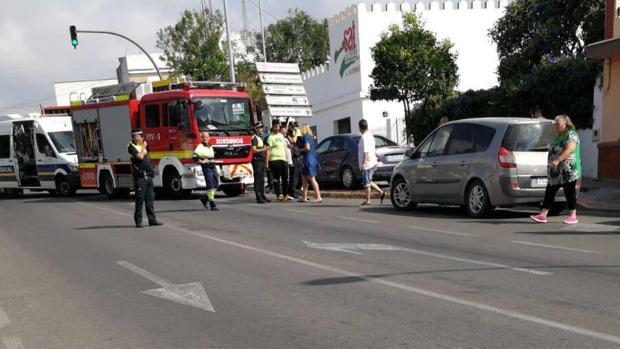 Accidente En Dos Hermanas Muere Uno De Los Heridos Del