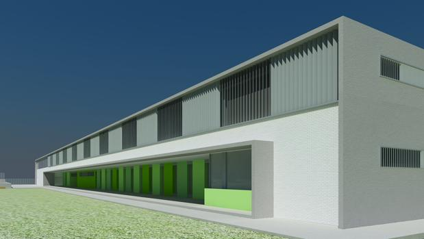 La Junta invierte cerca de 3 millones de euros en la construcción de un nuevo instituto en Almensilla