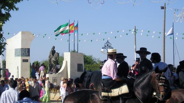 La Feria de Mairena es la más antigua de Andalucía y se remonta a 1441