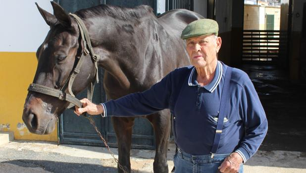 El palaciego Antonio León fue una persona admirada por su importante trayectoria en el mundo del caballo
