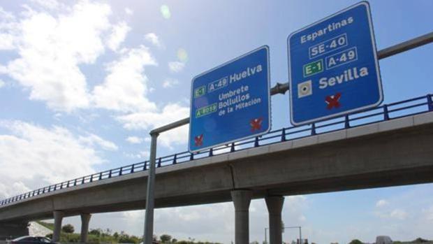 Ciudadanos preguntará al Gobierno por la conexión directa de Espartinas con la SE-40 y la A-49