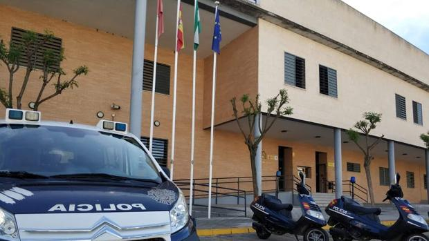 Comisaría de la Policía Nacional en Dos Hermanas