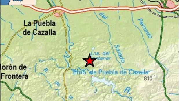 El Instituto Geográfico Nacional ha detectado dos nuevos seísmos en la provincia de Sevilla
