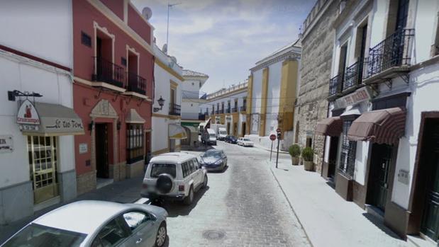 Calle Las Torres de Marchena