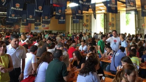 Miles de personas disfrutarán de más de 15 tipos de cerveza