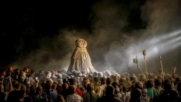 Traslado Inédito De La Virgen Del Rocío En 1648