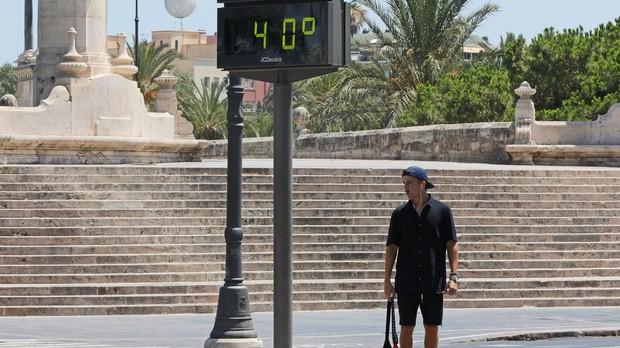 Oa de calor en Valencia