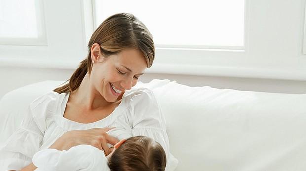 Los bebés prematuros obtienen IgA sólo de la leche materna en sus frágiles primeras semanas de vida