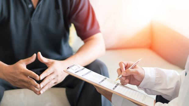 hipertrofia de la próstata y uso de motorización