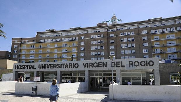 El hospital Virgen del Rocío