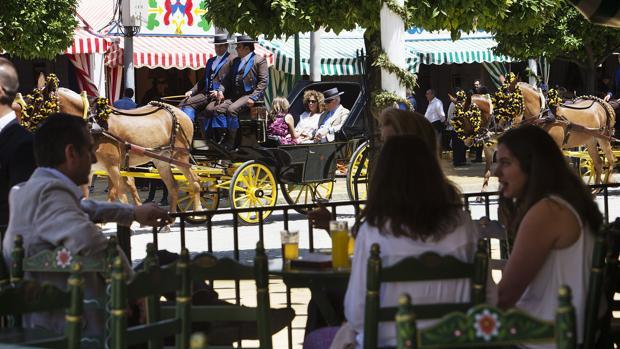 La Feria de Abril este sábado