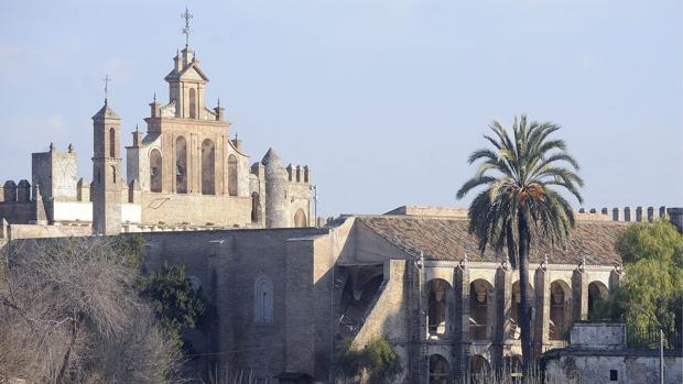 Imagen del monasterio de San Isidoro del Campo