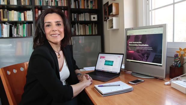 La ingeniera industrial Carmen Baena Sánchez ha sido elegida como una de las Top 100 Mujeres Líderes de España